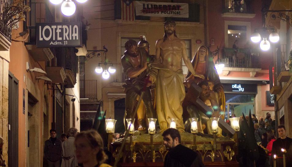 Setmana Santa. Processó del Sant Enterrament de Tarragona.4