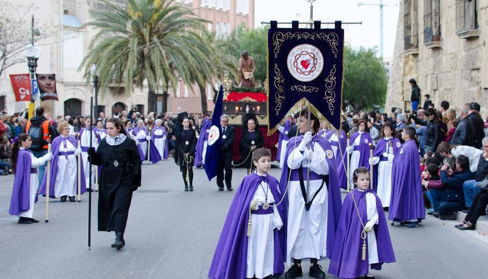 Processó del Sant Enterrament de Tarragona.2