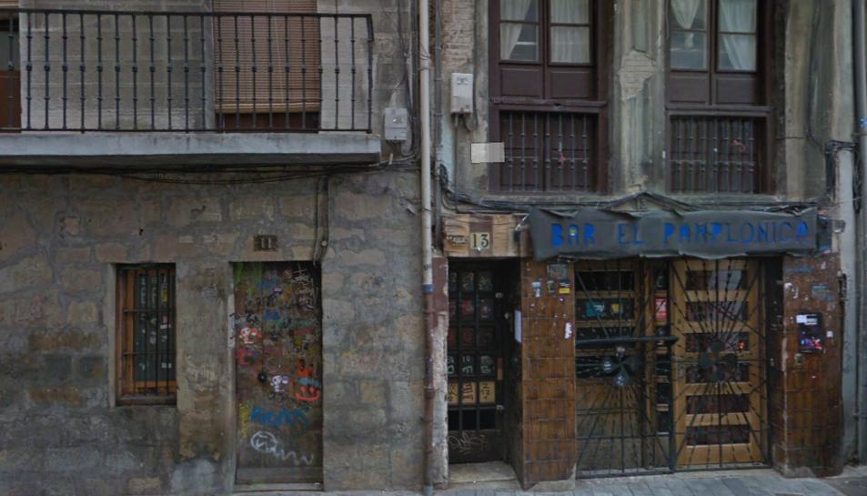 Imatge de l'edifici on han tingut lloc els fets.