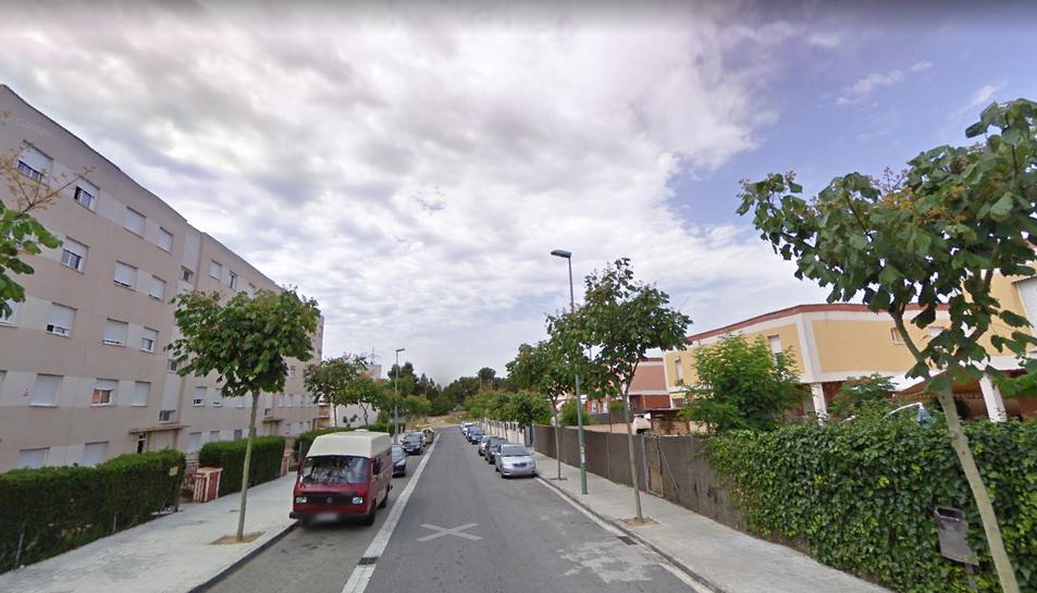 Els veïns de Sant Ramon estan neguitosos per l'augment de robatoris a domicilis i comerços.