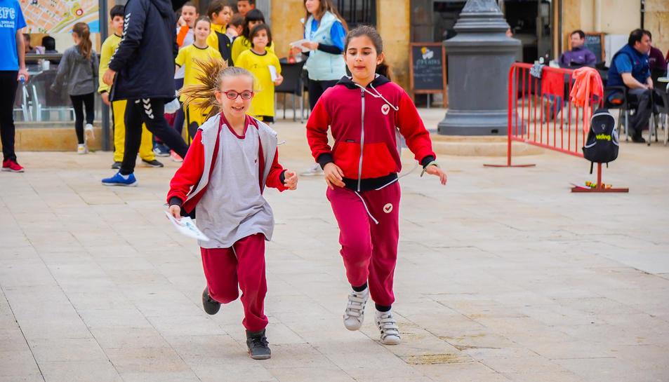 Las actividades del Día de la Actividad Física (1)