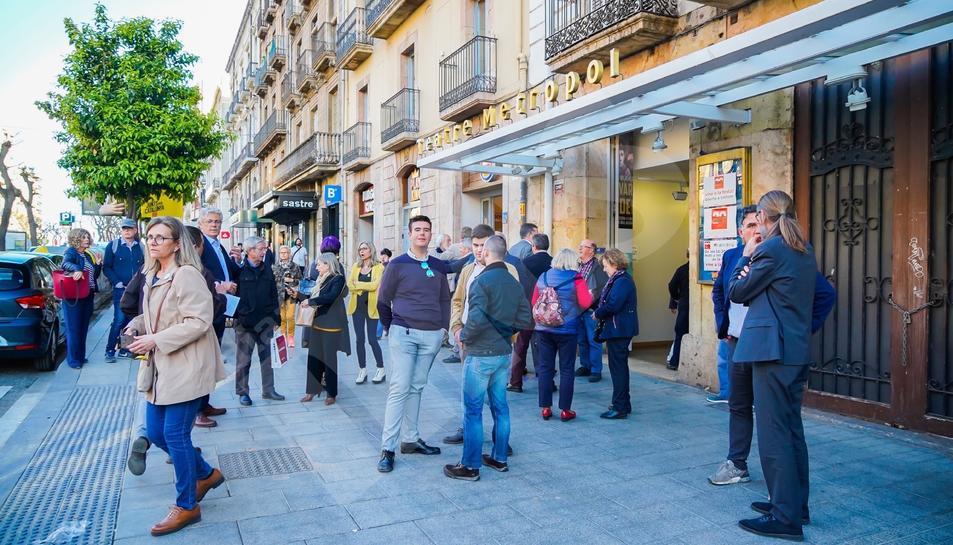 Mitin central de JxCat en Tarragona.1