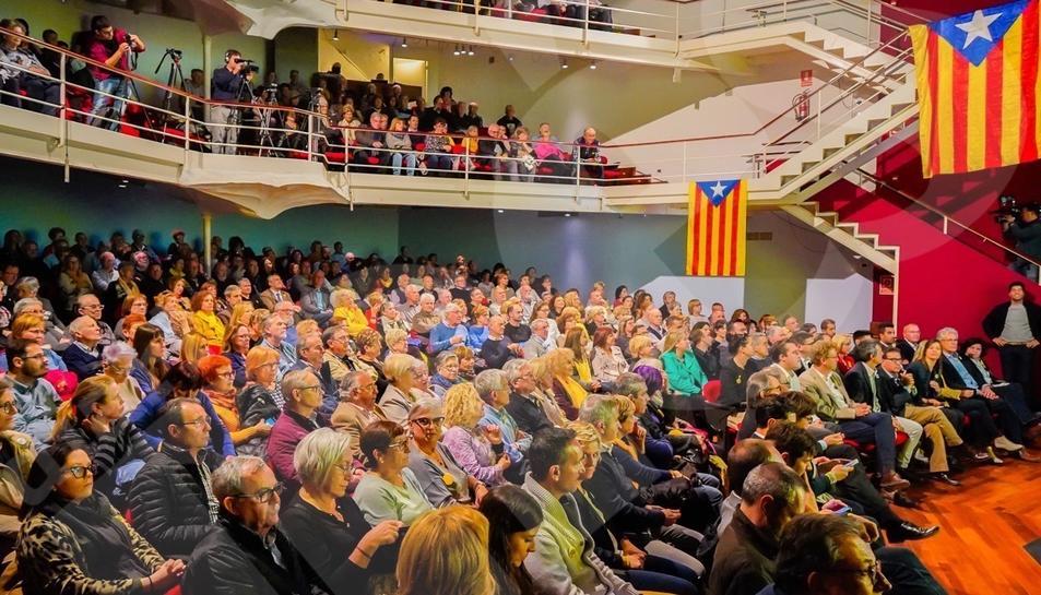 Míting central de JxCat a Tarragona.1