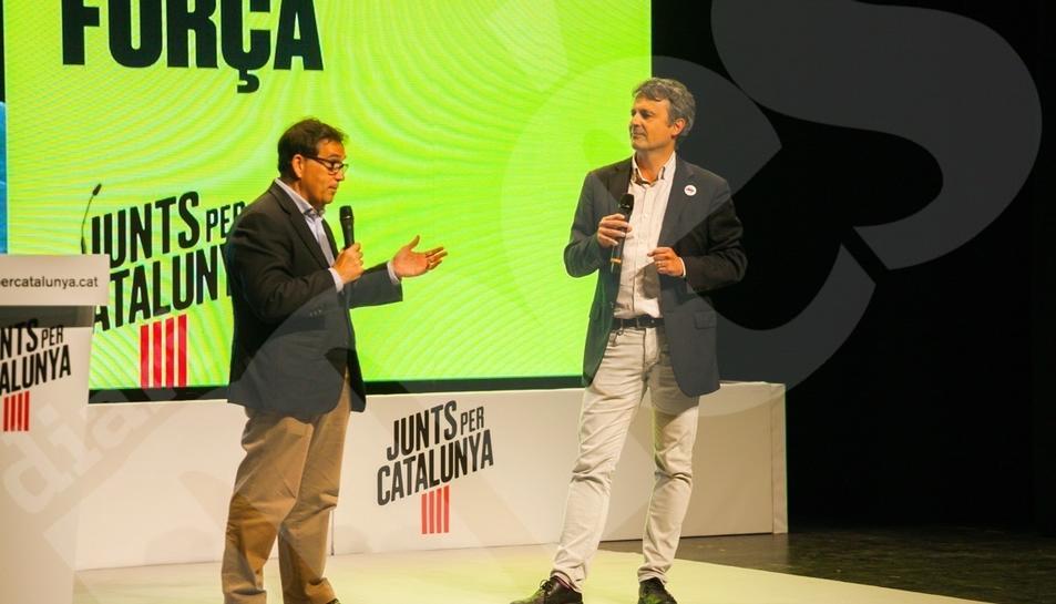 Míting central de JxCat a Tarragona.2