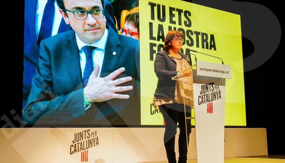 Míting central de JxCat a Tarragona.3
