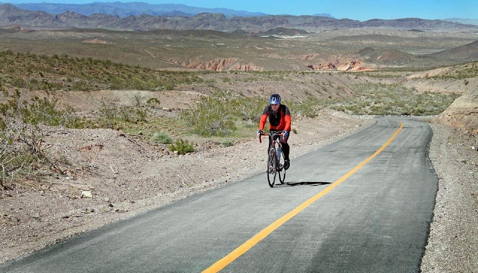 Dissabte vinent els participants en el repte faran 81 quilòmetres en bicicleta amb sortida i arribada al municipi aragonès de Sarinyena.