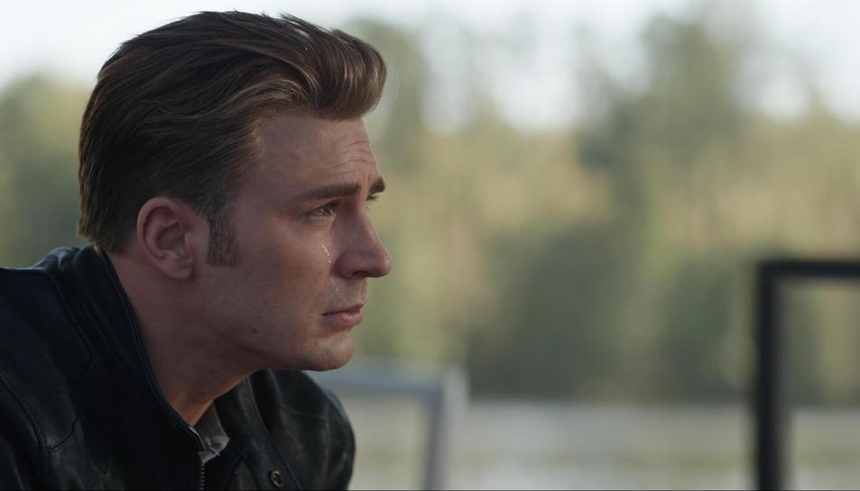 El Capità Amèrica a 'Vengadores: Endgame'