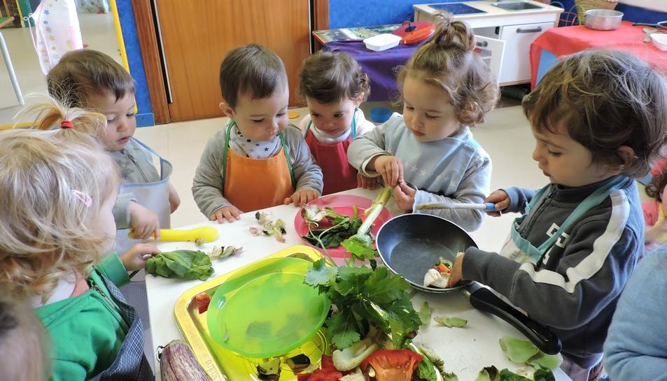 Les llars d'infants municipals mostraran les seves instal·lacions i explicaran els seus projectes educatius.