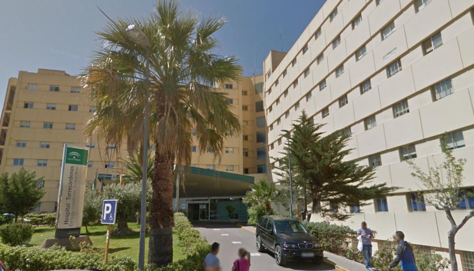 Imatge de l'Hospital Torrecárdenas.