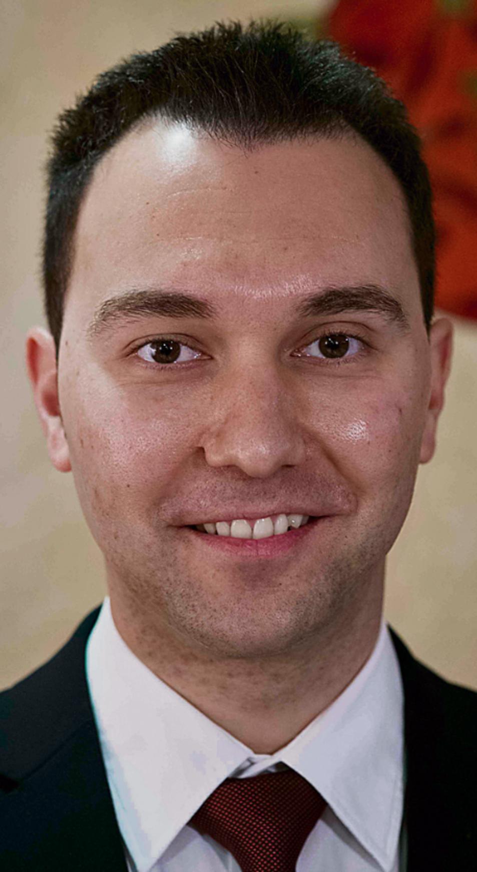 Daniel Rubio Angosto