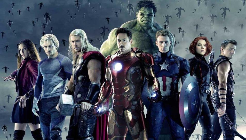 Imatge promocional de 'Vengadores: Endgame' la darrera estrena de Marvel Studios.