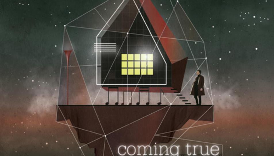imatge de la portada del primer disc de Jay Lemon, 'Coming True'.