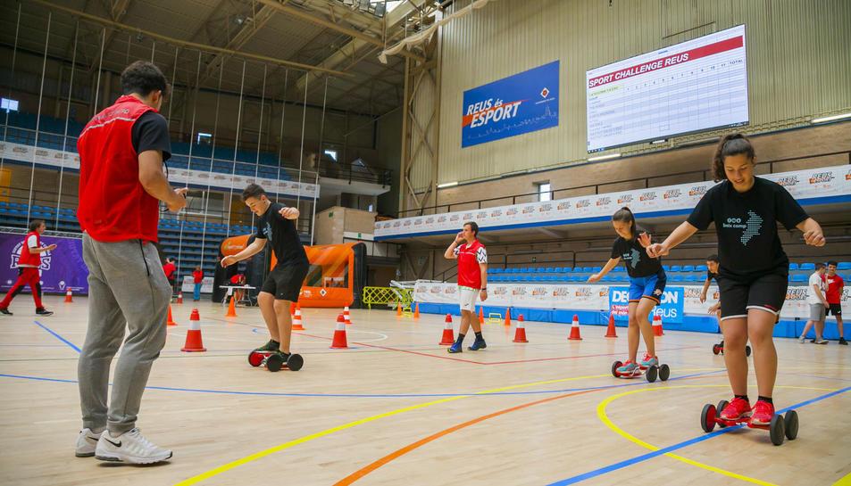 Sport Challenge en Reus