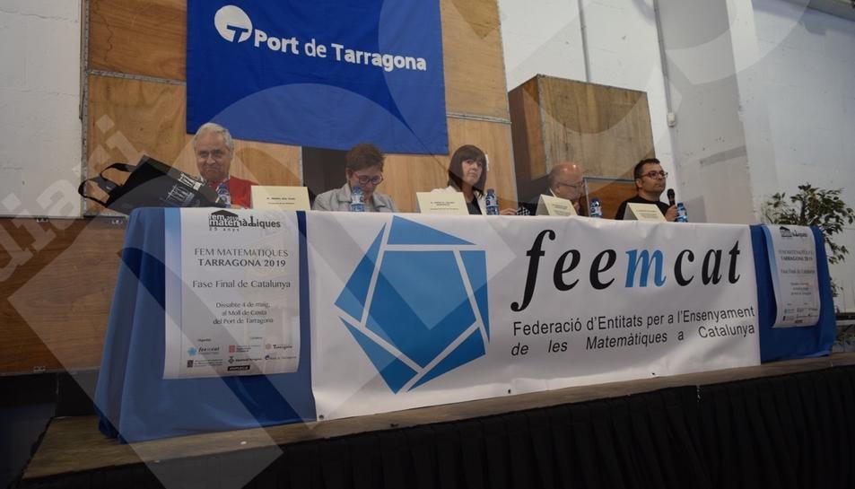 Tercera fase del 'Fem Matemàtiques' a Tarragona (II)