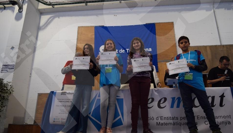 Tercera fase del 'Fem Matemàtiques' a Tarragona (I)