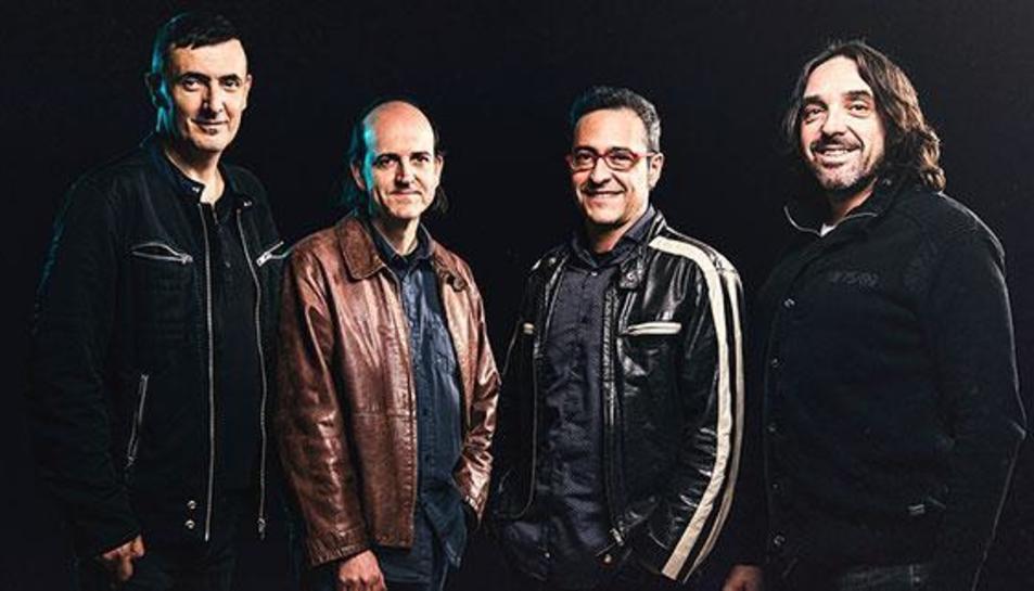 Lax'n'Busto canta els temes del seu nou disc amb fins a set cantants diferents.