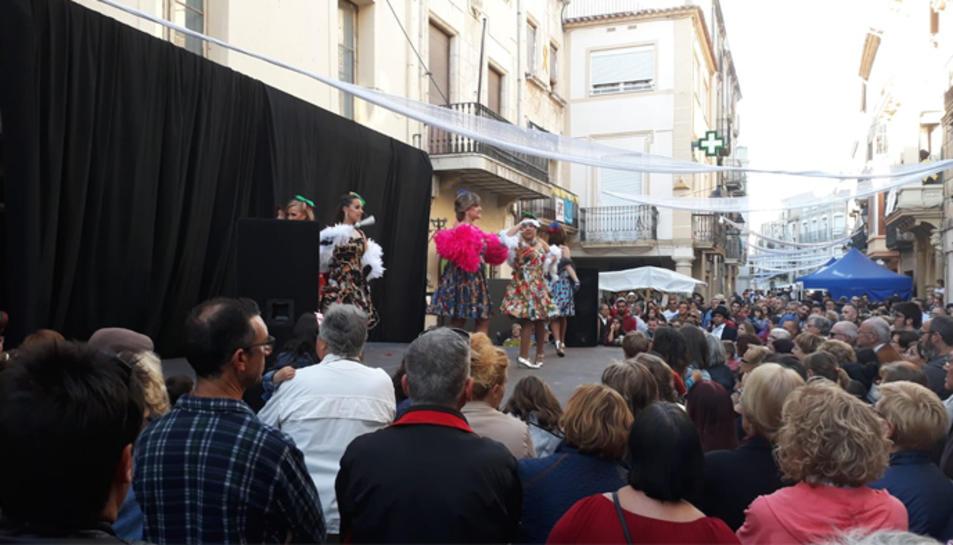 La Fira atreu persones d'arreu de Catalunya.