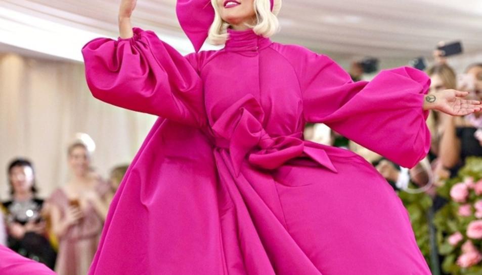 Lady Gaga va ser l'absoluta protagonista de la Gala MET.