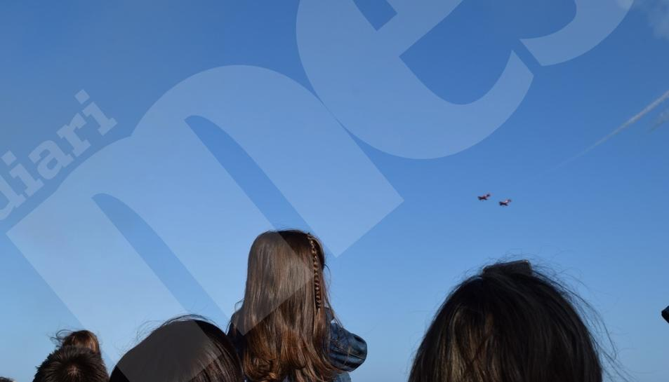 Séptima Exhibición Aérea en Tarragona (I)
