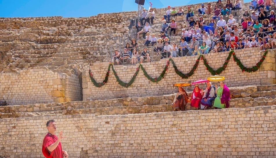TarracoViva a l'Anfiteatre de Tarragona