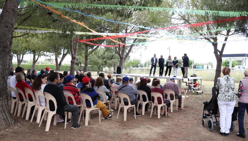 Imatge de la Festa de les Famílies de la Marinada.