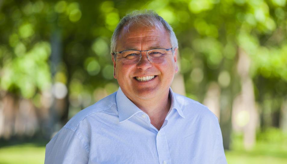 Fèlix Alonso està il·lusionat amb començar un nou mandat a l'Ajuntament d'Altafulla.