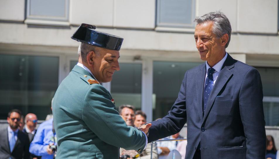 175.º cumpleaños Guardia Civil (I)