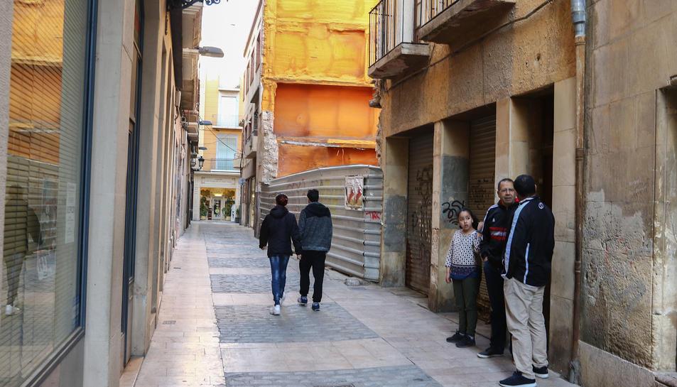Els treballs impliquen una intervenció al carrer de la Puríssima Concepció.