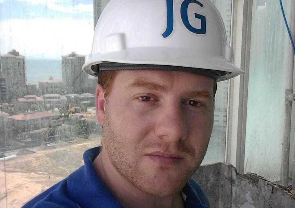Rubén Marín és project manager de JG Ingenieros SA.