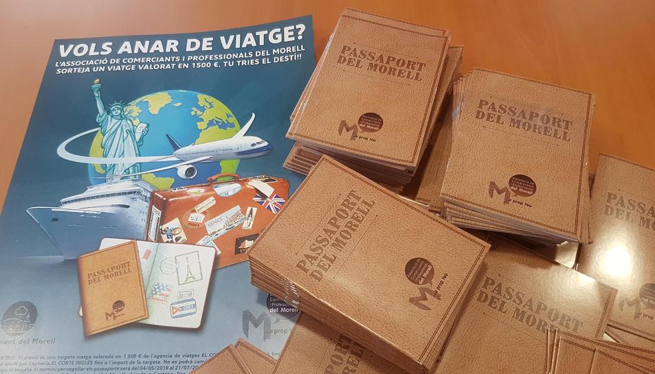 Per participar en la campanya cal fer-se amb un dels passaports i anar aconseguint els segells dels diversos establiments que formen part de l'associació.