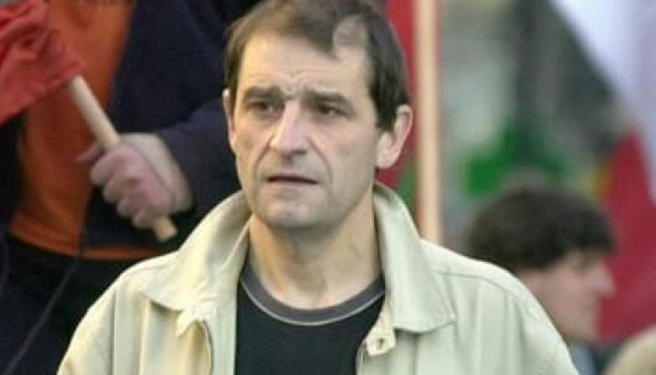 Imatge d'arxiu de Josu Ternera, l'any 2002.