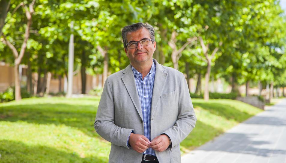 José Luís Martín substitueix Alejandro Fernández com a cap de llista del PP per Tarragona.