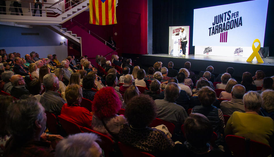 Acte central Junts per Tarragona (I)