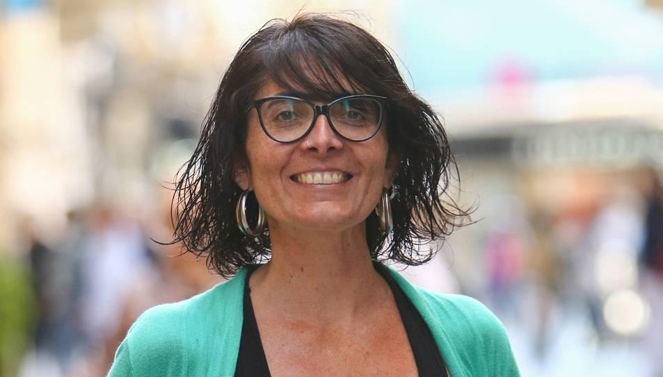 Marta Llorens ha estat portaveu del grup el darrer mandat.