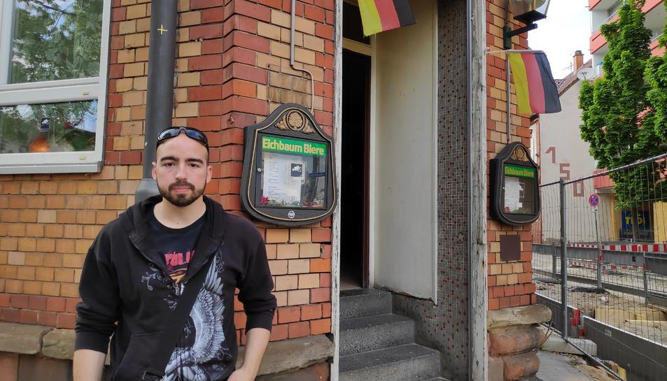 Raúl Maestro és feliç treballant a Alemanya, un país on la seriositat i el rigor brillen en el dia a dia.