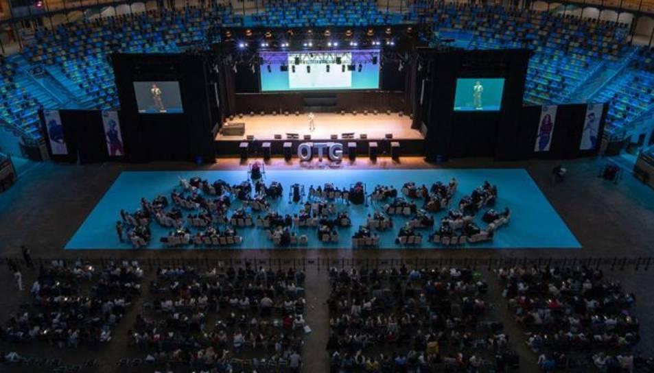 Imatge del congrés Success Summit 2019 a la TAP.
