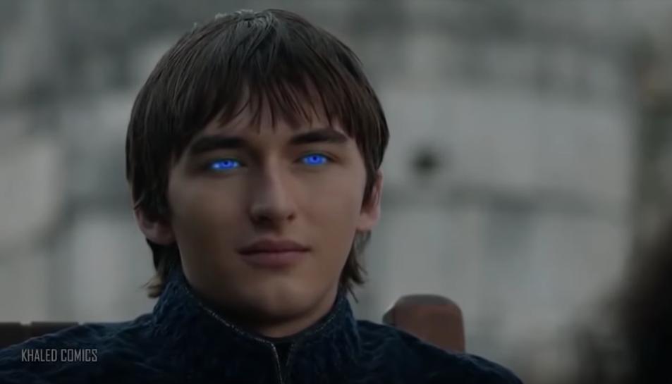 Bran Stark és el protagonista d'aquest final alternatiu.