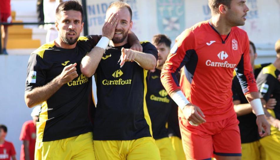 Els catalans podrien trobar-se al Nàstic la pròxima temporada.