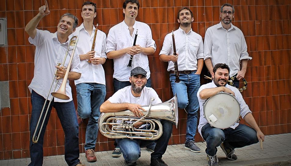 Els Canya d'Or & Brass i Xavi Lozano actuaran aquest dissabte a l'Església del Sagrat Cor a Vistabella.