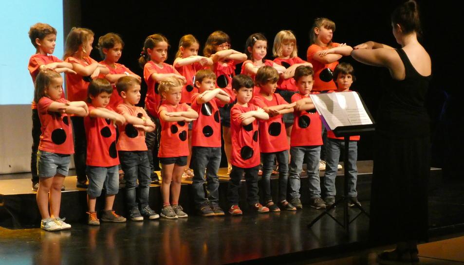 El Cor Piula actuarà divendres al Teatre-Auditori.