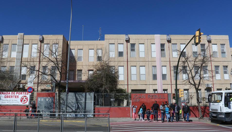 Imatge de l'Escola Joan Rebull.