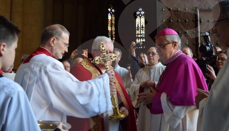 Monseñor Joan Planellas, nuevo arzobispo de Tarragona (V)