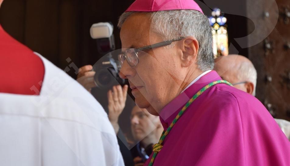 Monsenyor Joan Planellas, nou arquebisbe de Tarragona