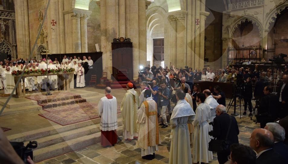 Monseñor Joan Planellas, nuevo arzobispo de Tarragona (IV)