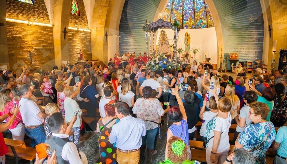 El Santuari de Loreto s'acomiada d'una nova edició del Rocío
