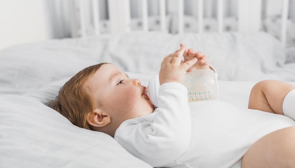 Els infants que participin en l'estudi han de prendre llet de fórmula.