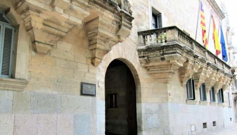 El judici s'està fent a l'Audiència Provincial de les Balears.