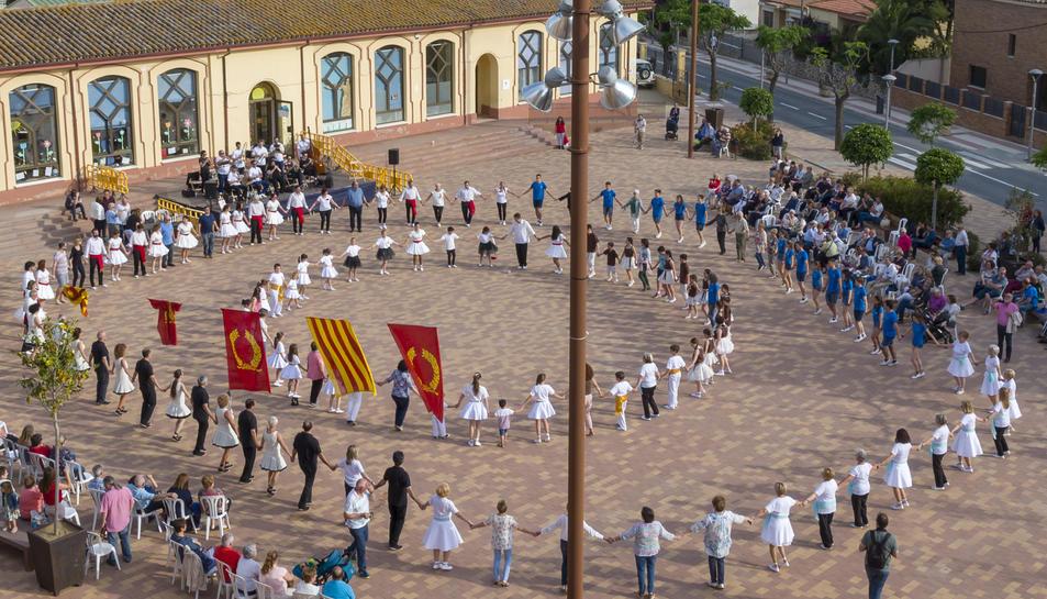 Imatge del VIII concurs de Sardanes Vila de Constantí.