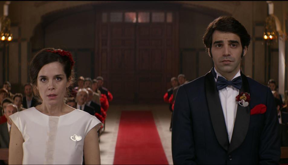 Imatge d'un instant del film '7 raons per fugir'.