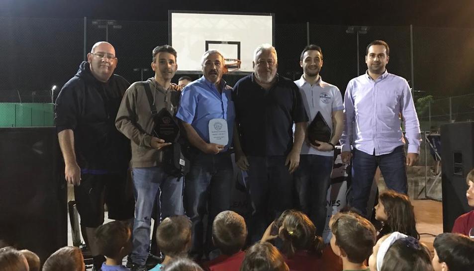 El Taekwondo va reconèixer tres membres de l'entitat: Javier Pelegrín, José Ramón Lago i Gerard Romero.